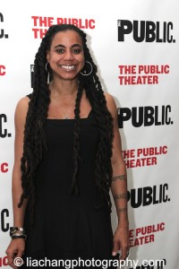 Suzan-Lori Parks. Photo by Lia Chang