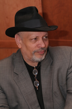Walter Mosley. Photo by Lia Chang