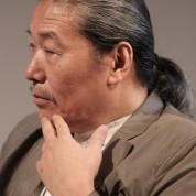 Yang Chihung at the New-York Historical Society in New York on October 2, 2014. Photo by Lia Chang