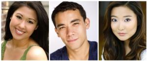 Ruthie Ann Miles, Conrad Ricamora, Ashley Park