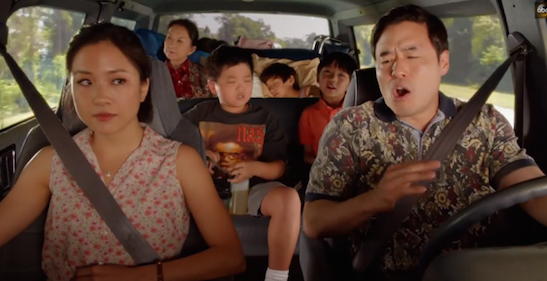 Fresh Off the Boat Premieres on ABC on February 10, 2015. (Photo: ABC)