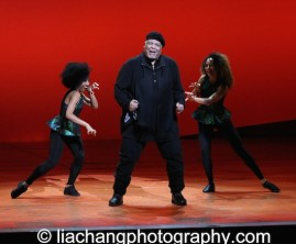 A Celebration of the 40th Anniversary of The Wiz at the BC/EFA's Gypsy of the Year featured Ken Page at The New Amsterdam Theatre in New York on December 9, 2014. Photo by Lia Chang