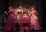 "NeNe Leakes, Keke Palmer, Ann Harada, and Stephanie Gibson sing ""A Lovely Night,"" in Cinderella. © Joan Marcus"