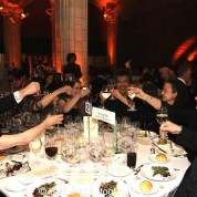 2015 ISPA Congress Awards Dinner at Guastavino's in New York on January 14, 2015. Photo by Lia Chang
