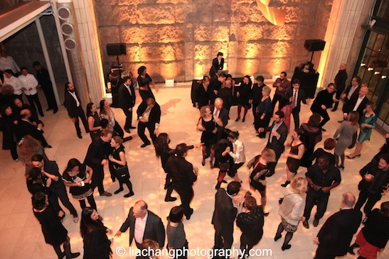 Dancing the night away at Guastavino's. Photo by Lia Chang