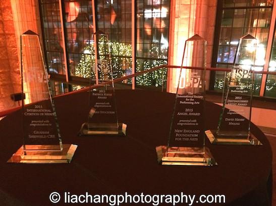 2015 ISPA Awards. Photo by Lia Chang