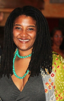 Lynn Nottage. Photo by Lia Chang