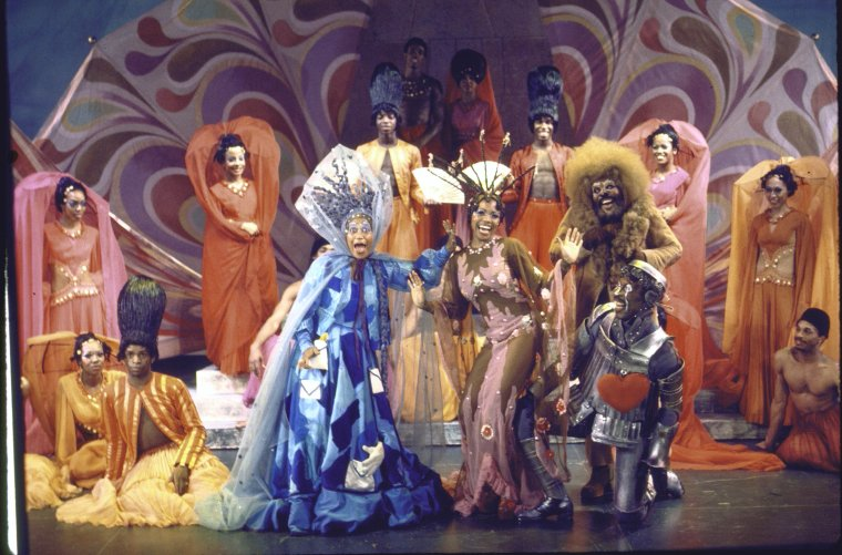 NBC's THE WIZ LIVE! starring Shanice Williams, Queen Latifah