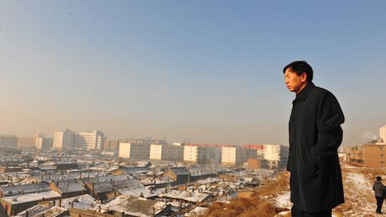 The Chinese Mayor