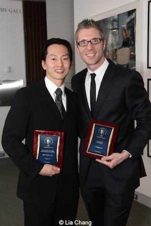 ALLEGIANCE wins the Outstanding New Musical 2012 Craig Noel Award Allegiance takes home the top honor from the San Diego Theater Critic Circle Association on February 4, 2013. Also recognized for Outstanding Featured Male Performer (Michael Lee). Photo by Lia Chang