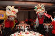 Asian American Legal Defense and Education Fund's lunar new year gala at Pier Sixty at Chelsea Piers in New York on February 23, 2015. Photo by Lia Chang