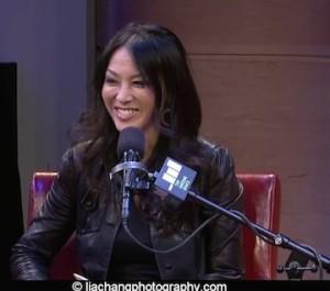 Amy Chua. Photo by Lia Chang