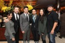 Angel Desai, Dave Shih, Alex Camins, Jake Manabat, Cindy Im and Brian Rivera. Photo by Lia Chang