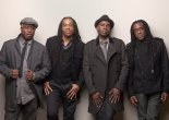 Living Colour's Corey Glover, Doug Wimbish, Vernon Reid and Will Calhoun. Photo by Karsten Staiger