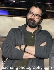 Greg Pak at the #FreshOffTheBoat Viewing Party at The Circle NYC on February 4, 2015. Photo by Lia Chang