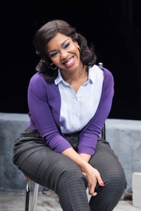 Jessica Frances Dukes as Tonya, King Hedley II (Photo: C. Stanley Photography)