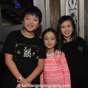 #FreshOffTheBoat star at the #FreshOffTheBoat Viewing Party at The Circle NYC on February 4, 2015. Photo by Lia Chang