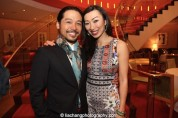 Jake Manabat and Jo Mei. Photo by Lia Chang
