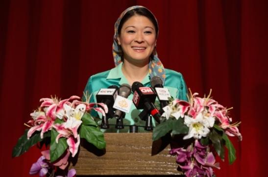 Jennifer Lim. Photo by Matthew Murphy