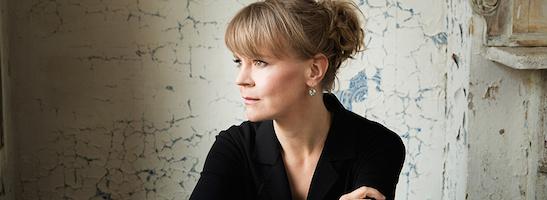 Conductor Susanna Mälkki