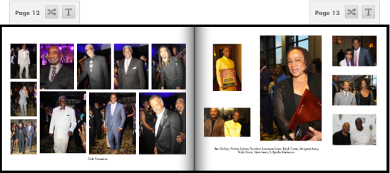 The Celebrity Procession and honorees. Photos by Lia Chang