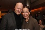 Randy Adams and Harriet Harris. Photo by Lia Chang