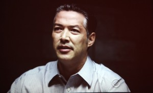 Russell Wong on NCIS: New Orleans. Photo courtesy of CBS