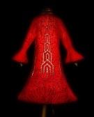 Evening coat, ca. 1925 French Silk, fur, metal Brooklyn Museum Costume Collection at The Metropolitan Museum of Art, Gift of the Brooklyn Museum, 2009; Gift of Mrs. Robert S. Kilborne, 1958 (2009.300.259) Photography © Platon