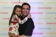 Jose Llana with his niece, Veronica. Photo by Lia Chang