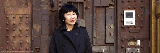 Amy Tan (photo by Rick Smollan/Against All Odds Productions)