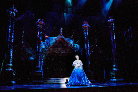 Rachel York in Dallas Summer Musicals New Production of Rodgers & Hammerstein's THE KING AND I. Photo by  Chris Waits