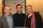 Michael Winther, Jose Llana and Philip Himberg. Photo by Lia Chang