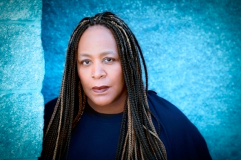 Dale Orlandersmith. Photo by Kevin Berne