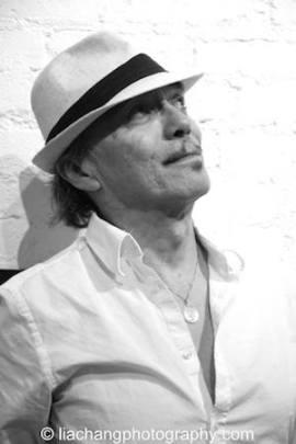 Raul Aranas. Photo by Lia Chang