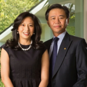 Shirley & Walter Wang