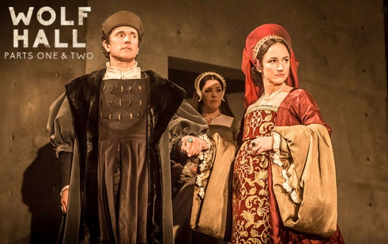 'Wolf Hall' will be presented on Broadway in two parts. Photo: Johan Persson