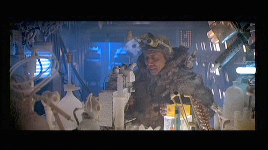 James Hong as Hannibal Chew in Blade Runner. © 1982 Warner Brothers Pictures