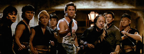 Big Trouble in Little China (1986) (c) Twentieth Century Fox