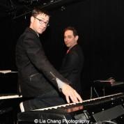 Brian Nash and Garth Kravits. Photo by Lia Chang