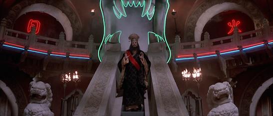 James Hong as Lo Pan in Big Trouble in Little China (1986) (c) Twentieth Century Fox