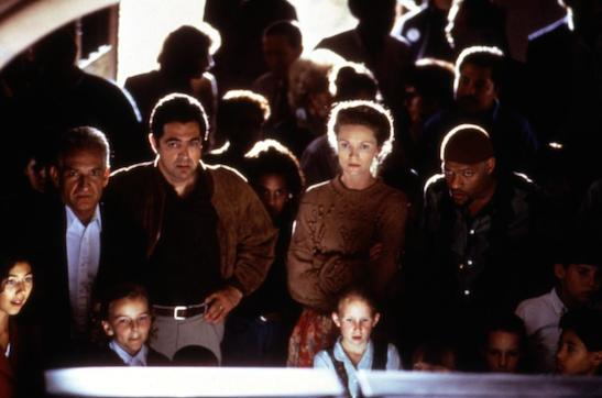 SEARCHING FOR BOBBY FISCHER, Ben Kingsley, Joe Mantegna, Joan Allen, Laurence Fishburne, 1993, (c)Paramount
