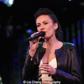 Laura Benanti. Photo by Lia Chang