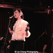 Lena Hall. Photo by Lia Chang