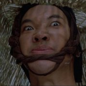 Peter Kwong as Rain in BIG TROUBLE IN LITTLE CHINA