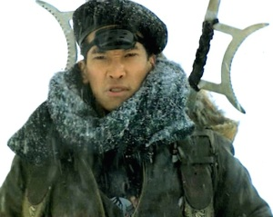 Peter Kwong as Tommy Tong in Golden Child.