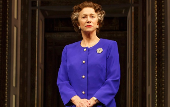 Helen Mirren as Queen Elizabeth II in 'The Audience' (Photo: Joan Marcus)