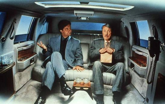 THINGS CHANGE, from left: Joe Mantegna, Don Ameche, 1988, © Columbia