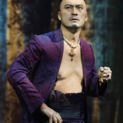 Ken Watanabe. Photo by Paul Kolnik