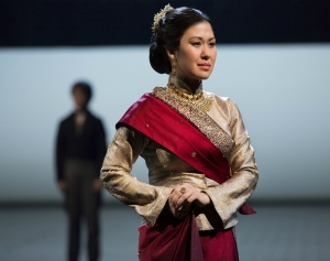 Ruthie Ann Miles. Photo by Paul Kolnik
