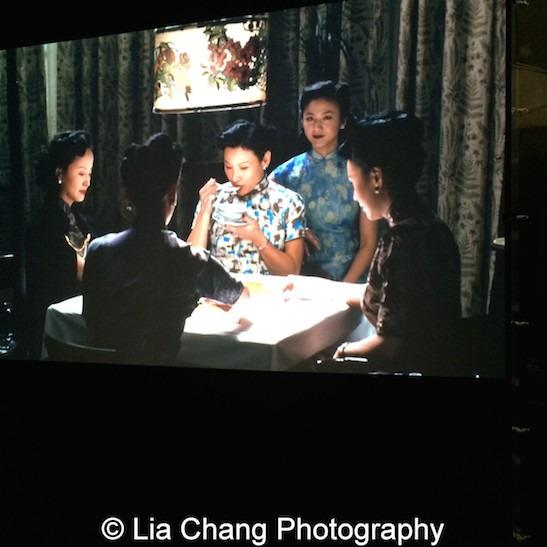 Joan Chen and Tang Wei (center) in Lust, Caution, 2007 directed by Ang Lee (Focus Features, Courtesy of EDKO FILMS LIMITED)